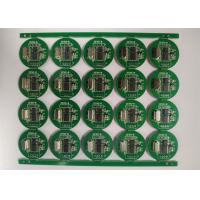 Buy cheap High Precision Electronic PCB Assembly , 4L 2OZ FR4 Electronics Circuit Board product