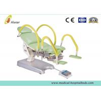 Luxurious electric multi-function gynecological examination table (ALS-GY004)