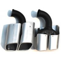Buy cheap Porsche Cayenne 2011 2012 2013 2014 Automobile Spare Parts Remodel Sport Exhaust Pipe product