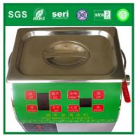 Buy cheap ultrasonic injector cleaning machine product