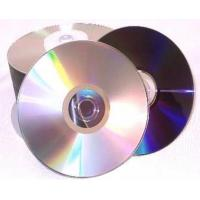 Buy cheap Customized 4.7GB Dvd R Blank Disc DVD R / CD R Replicated Discs Blue Ray Discs from wholesalers