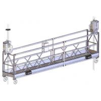 Buy cheap ZLP Steel Suspended Working Platform for clean the external walls product