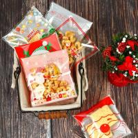 Buy cheap Wholesale high quality Printing opp self adhesive plastic bag for Christmas candy packing product