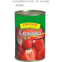 Buy cheap Canned Strawberry from wholesalers