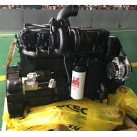Buy cheap Air To Air Cooled 8.9L Cummins 6 Cylinder Diesel Engine , Turbo Diesel Motor product