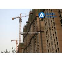 Buy cheap Outrigger Hammerhead Tower Crane 2*2*3m Split Mast Section GOST product