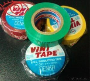 Buy cheap Vini-101 Tape, Vini-102 Tape, Vini-103 Tape, Pvc Insulation Tape product