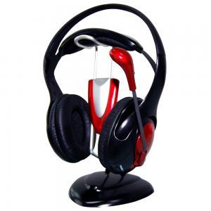 China 2012 new 2.4GHz wireless headset & earphone on sale