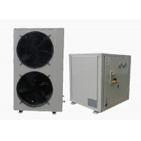 Buy cheap Meeting 12kw 18kw Dc Split System Heat Pump Air To Water For Domestic Hot Water from wholesalers