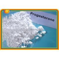 Buy cheap Progesterone 145-13-1 Anti Estrogen Steroids Pharmaceutical Intermediates product