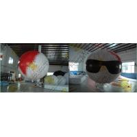 Buy cheap Huge Inflatable Printed Helium Balloons Versatile Fire Resistant ASTM product
