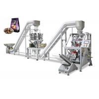 Small Bread Food Packing Machine, 304 Stainless Steel Packaging Machine For Snacks