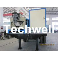 Buy cheap 17.7KW Electric Control K Span Arch Roof Roll Forming Machine For Large Span Roof product