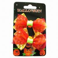 Buy cheap Halloween Day Decoration Clips, Available in Various Designs product