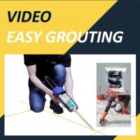 Buy cheap Bathroom Wall Tile Grouting Video Grouting Procedure Easy Grouting And Sealing product