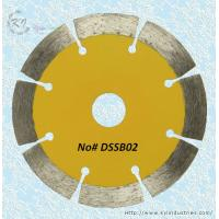 Buy cheap Diamond Segmented Saw Blade - DSSB02 product