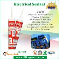 Quality Heat Resistant Electronic Silicone Sealant For Glazing and Sealing Types for sale