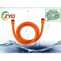 Buy cheap Orange Painted Toilet Spray Hose 1Mpa Pressure Stainless Steel Material product