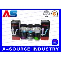 Adhesive 10ml Vial Labels ,Custom Label Stickers Packaging For Injection