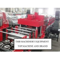 Buy cheap C Model Profile Roll Forming Machine / C Purlin Bending Machine , C Steel Roll Forming Machine product