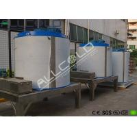 Buy cheap Sea Fishing Industry Commercial Flake Ice MachineWith Bitzer / Copeland Compressor product