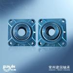 Buy cheap High Performance Ball Bearing Unit With Cast Iron Housings UELFS207 / HCFS207 product
