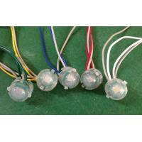 China DC12V 0.75W 20MM Multi - Color RGB LED Pixel Module for Cruises Decoration wholesale