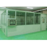 Buy cheap Class100- Class100000 Modular Purification Clean Room / Softwall Modular Cleanrooms product