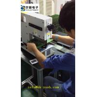 Buy cheap Electronics PCB Depanelizer , Linear Blades Pcb Depaneling Equipment product