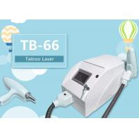 Buy cheap Touch Screen Nd Yag Laser Tattoo Removal Machine For Scar Freckle Removal & Scar Acne Tattoo Remover product
