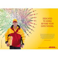 Buy cheap Five days DHL Express service to south africa from shenzhen product
