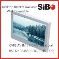 Buy cheap In Wall Mounted Android Tablet PC With POE For Smart Home Control product