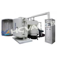 China Plastic vacuum metalizing machine on sale