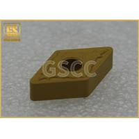 100% Vergin Material Tungsten Carbide Inserts With CVD / PVD Coating