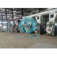 Buy cheap Industrial Wood Pellet Production Line / Biomass Energy Complete Pellet Mill product