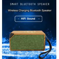 Quality Mobile Portable Bluetooth Speaker with Radio and Built-in Lithium Battery for sale