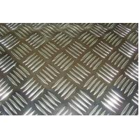 Buy cheap 5 Bar Aluminium Chequer Plate Tread Sheet Continuous Casting for Car and Ship product