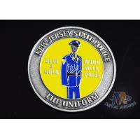 Buy cheap The United States Flag Challenge Coins , Modern Commemorative Coins OEM Available product