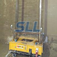 Buy cheap Higher Accuracy Building Plaster Machine , Mortar Plastering Machine Avoid Shaking Loose product