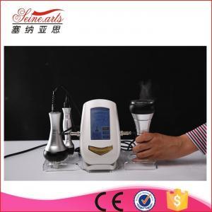 Buy cheap CE pass ultrasonic cavitation slimming beauty machine LW-101 from wholesalers