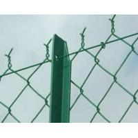 Buy cheap Ease of installation Metal Chain link Fencing Chain Link Fencing Do not obscure sunlight product