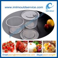 Buy cheap China 750ml custom plastic disposable thin wall fruit bowl injection molds supplier product