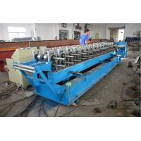 China 1.5 - 2mm Steel Door Frame Roll Forming Machine 11.0Kw Cold Roll Forming Equipment on sale