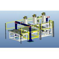 Buy cheap Automatic Cell String Layup Machine, PV Module Making Production Line Solar Energy Equipment product
