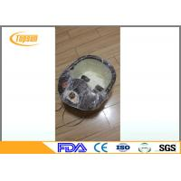 Buy cheap Round Disposable Pedicure Liners For Nail Salon / SPA / Shower , Foot Bath Liners product