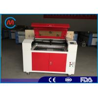 Buy cheap Homemade CNC Co2 Portable Laser Cutting Machine For Wood High Efficiency product