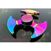 Buy cheap Pick Axe Rainbow Tri Hand Spinner product