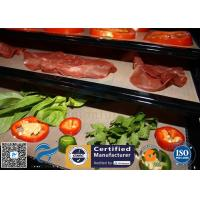 Buy cheap PTFE Coated Full Size Fiberglass Silicone Baking Mat With Silicone Edge from wholesalers