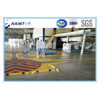 Buy cheap Customized Industrial Automatic Handling Systems For Corrugated Parent Rolls and Board product