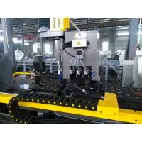 Buy cheap Full Automatic Cnc Punch Machine Cnc Punching Machines For Steel Plates Custom-designed product